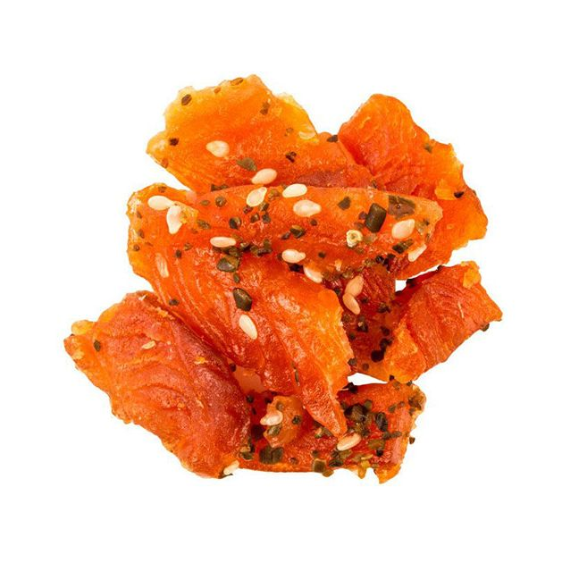Dear North Savory Sea Kelp & Sesame Salmon Bites