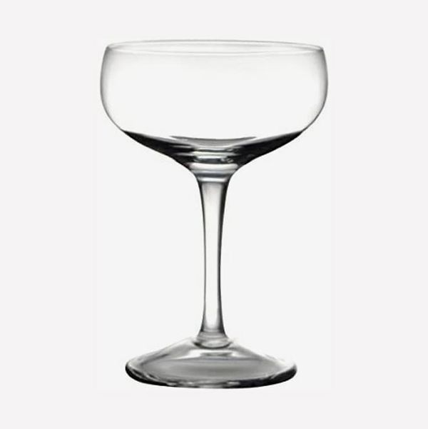 Cocktail Kingdom Leopold Coupe Glass, 6 Ounces — 6-Pack