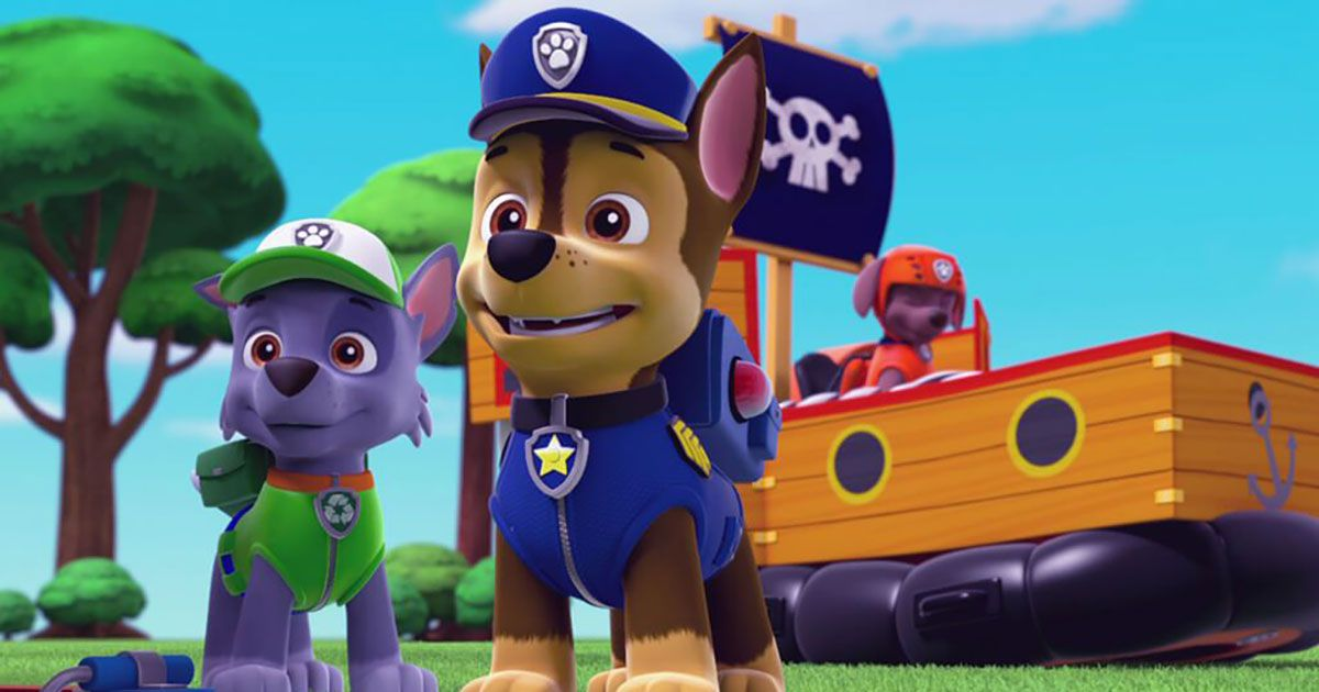 Paw Patrol Is The Worst Kids Tv Show