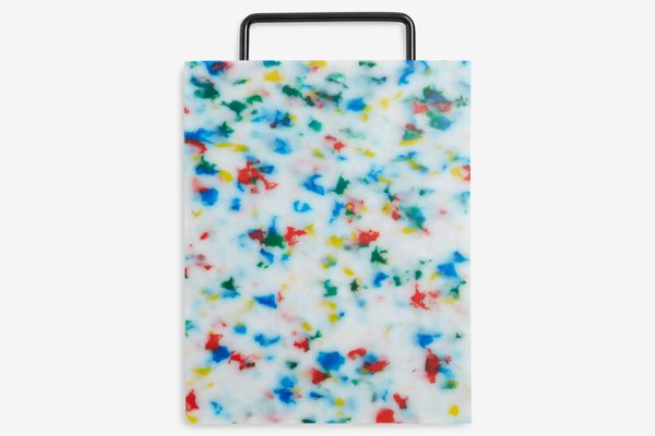 Fredericks and Mae Multi Color Confetti Cutting Board