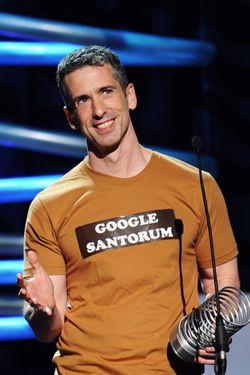 Dan Savage Doesn't Want Santorum in His Face