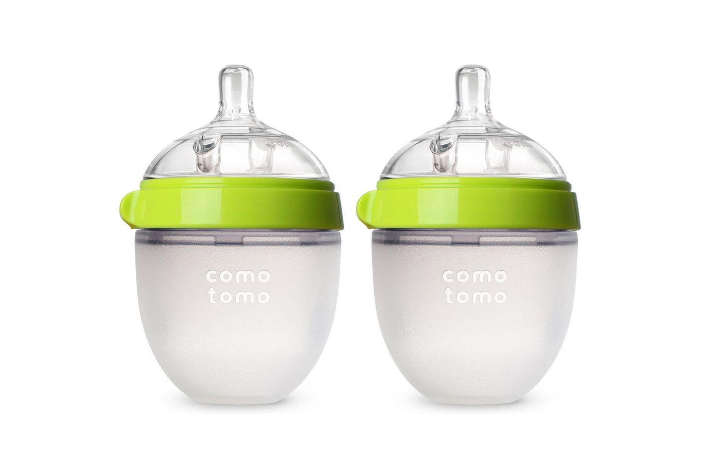 Comotomo Baby Bottle, 2 Count