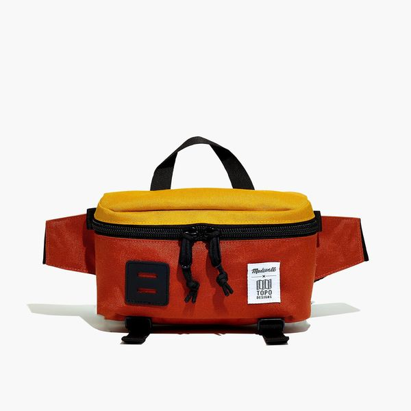 Madewell x Topo Designs Belt Bag
