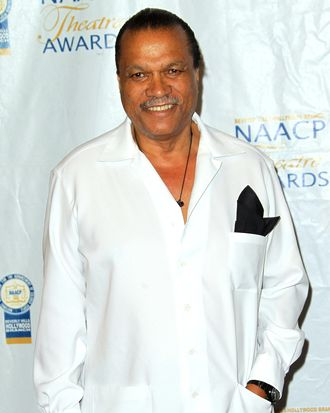 Actor Billy Dee Williams attends the 21st Annual NAACP Theatre Awards at the Directors Guild of America on August 29, 2011 in Hollywood, California.