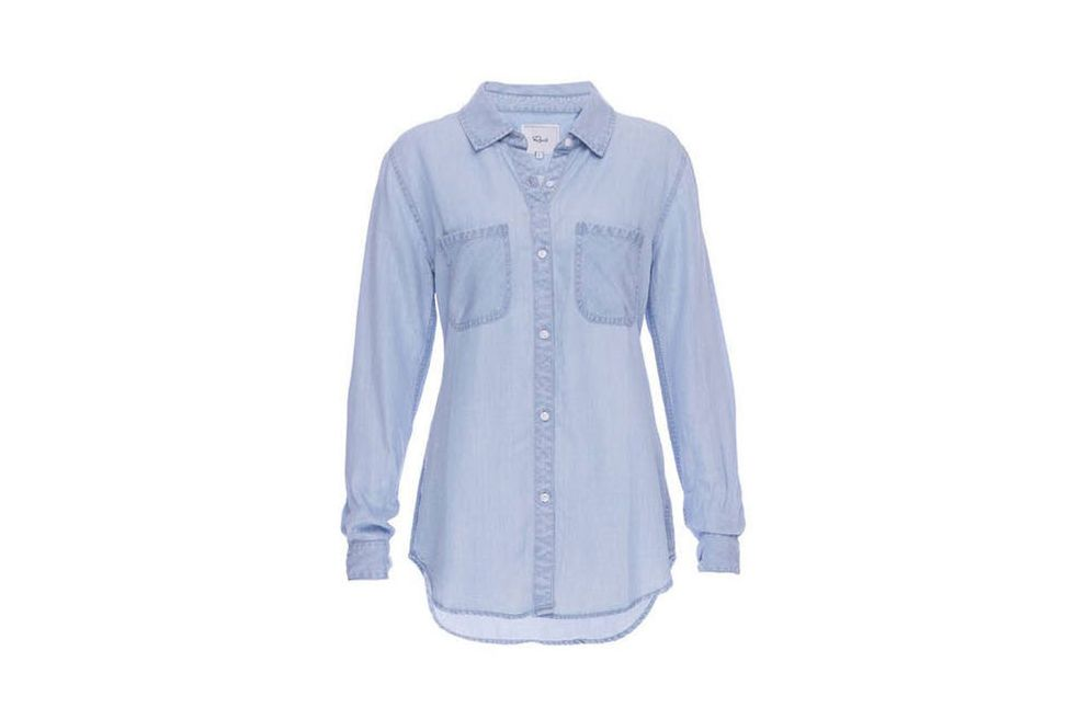 Rails Light Vintage Wash Chambray Shirt