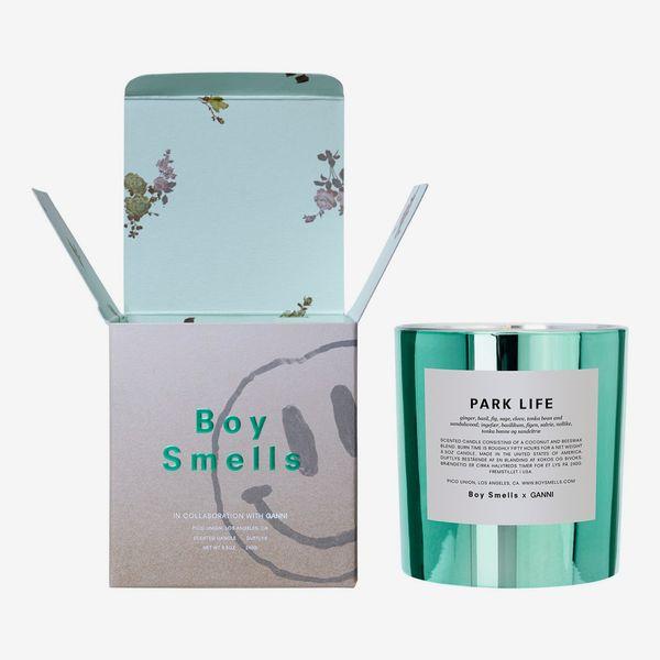 Boy Smells x Ganni Park Life Scented Candle