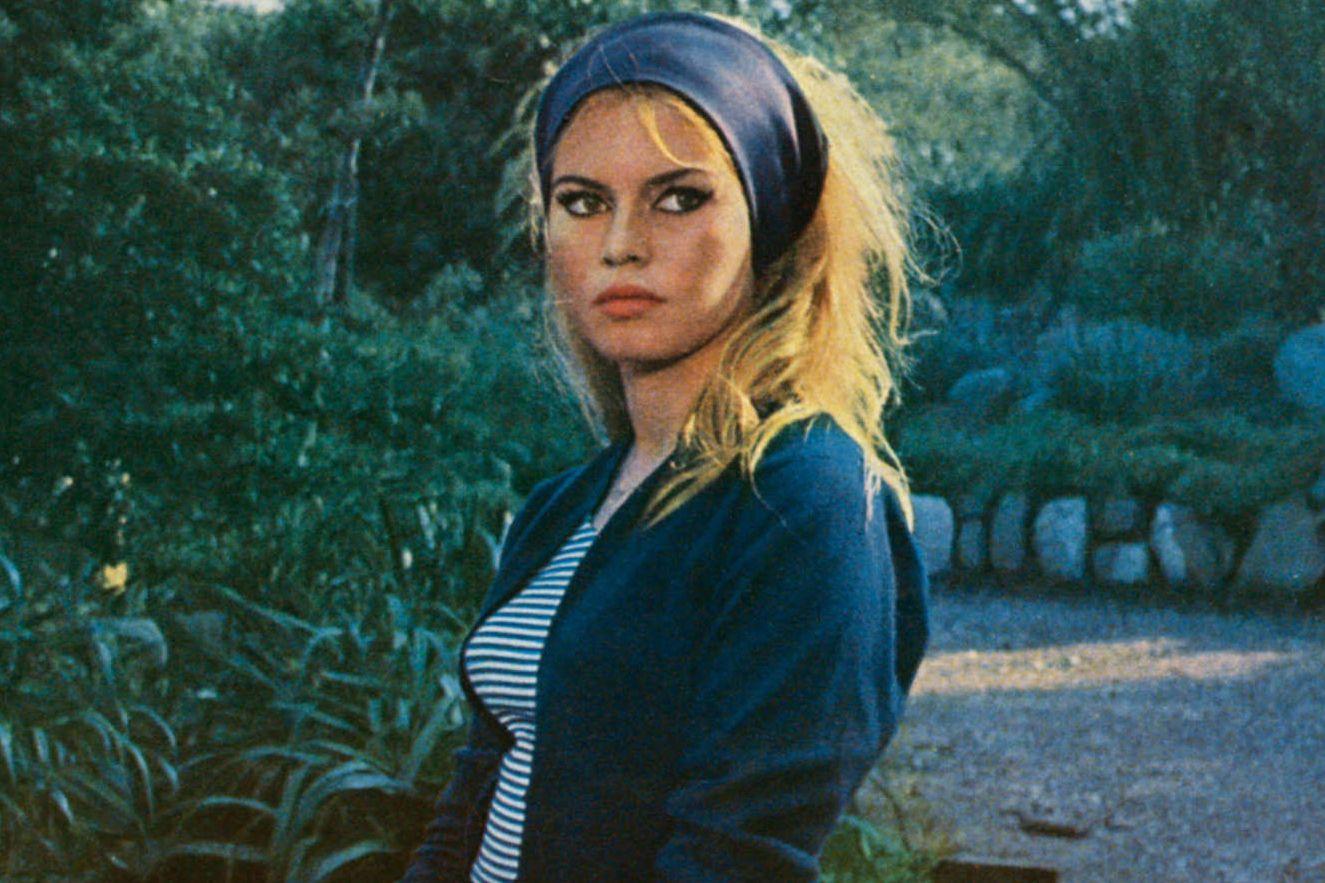 Το ροκ αγαπάει την Brigitte Bardot