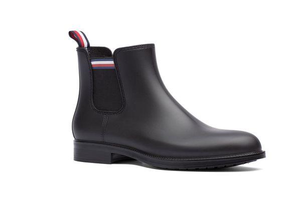 Tommy Hilfiger Men's Rubber Chelsea Boots