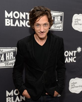 SANTA MONICA, CA - JUNE 22: Actor John Hawkes attends the after party for the 3rd Annual 24 Hour Plays in Los Angeles presented by Montblanc held at The Shore Hotel on June 22, 2013 in Santa Monica, California. (Photo by Michael Kovac/Getty Images for Montblanc)