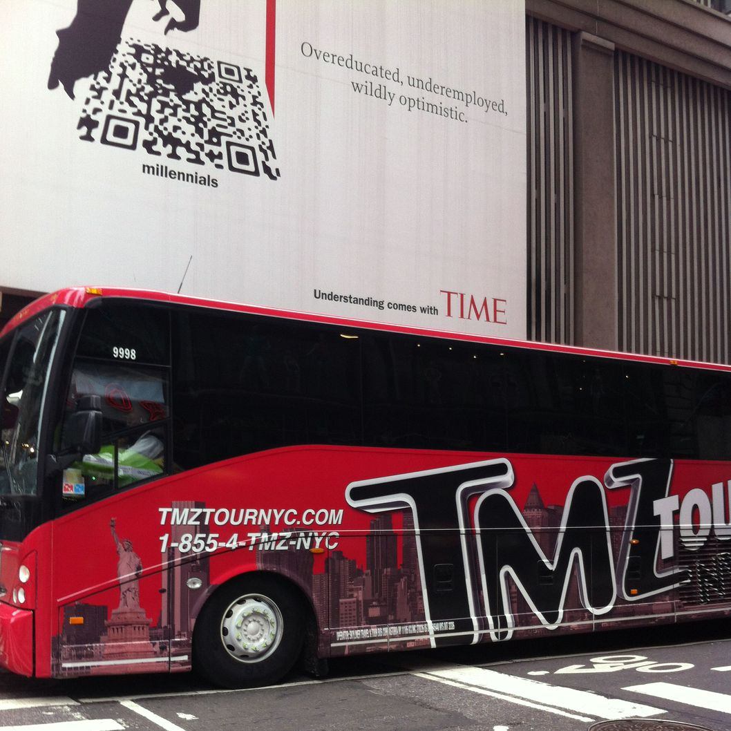 the tmz nyc bus tour by the numbers nymag