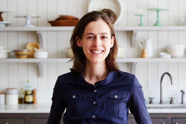 Food52 co-founder Amanda Hesser.