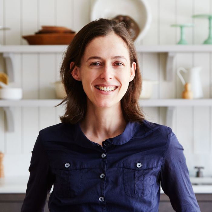 Food52 co-founder Amanda Hesser.
