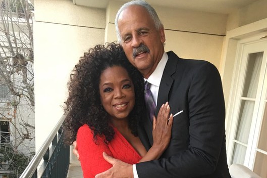 Stedman Showed Up For Valentine's Day -- The Cut