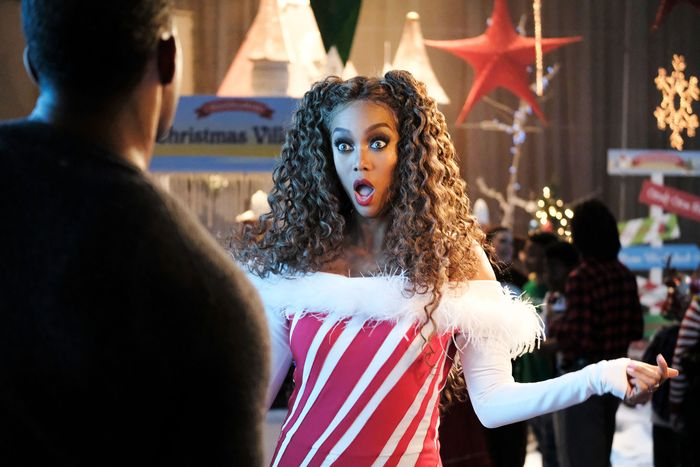 Tyra Banks in the long-awaited sequel Life Size 2. Photo: Guy  D'Alema/Freeform