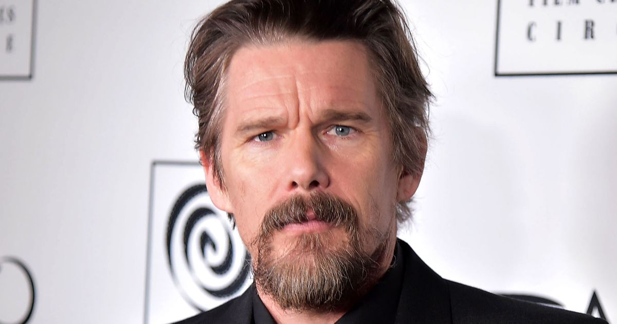 Ethan Hawke to Play Abolitionist John Brown on Showtime