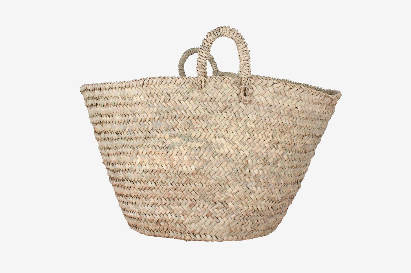 Michelle Farmer Large Beldi Basket