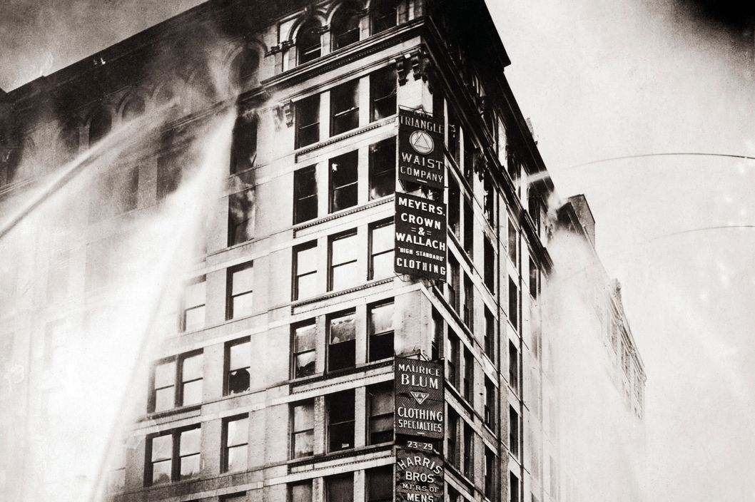 the triangle shirtwaist fire paper Writing abstract for research paper with answers individualism vs collectivism essays on leadership personal bio related post of the triangle shirtwaist fire essay.