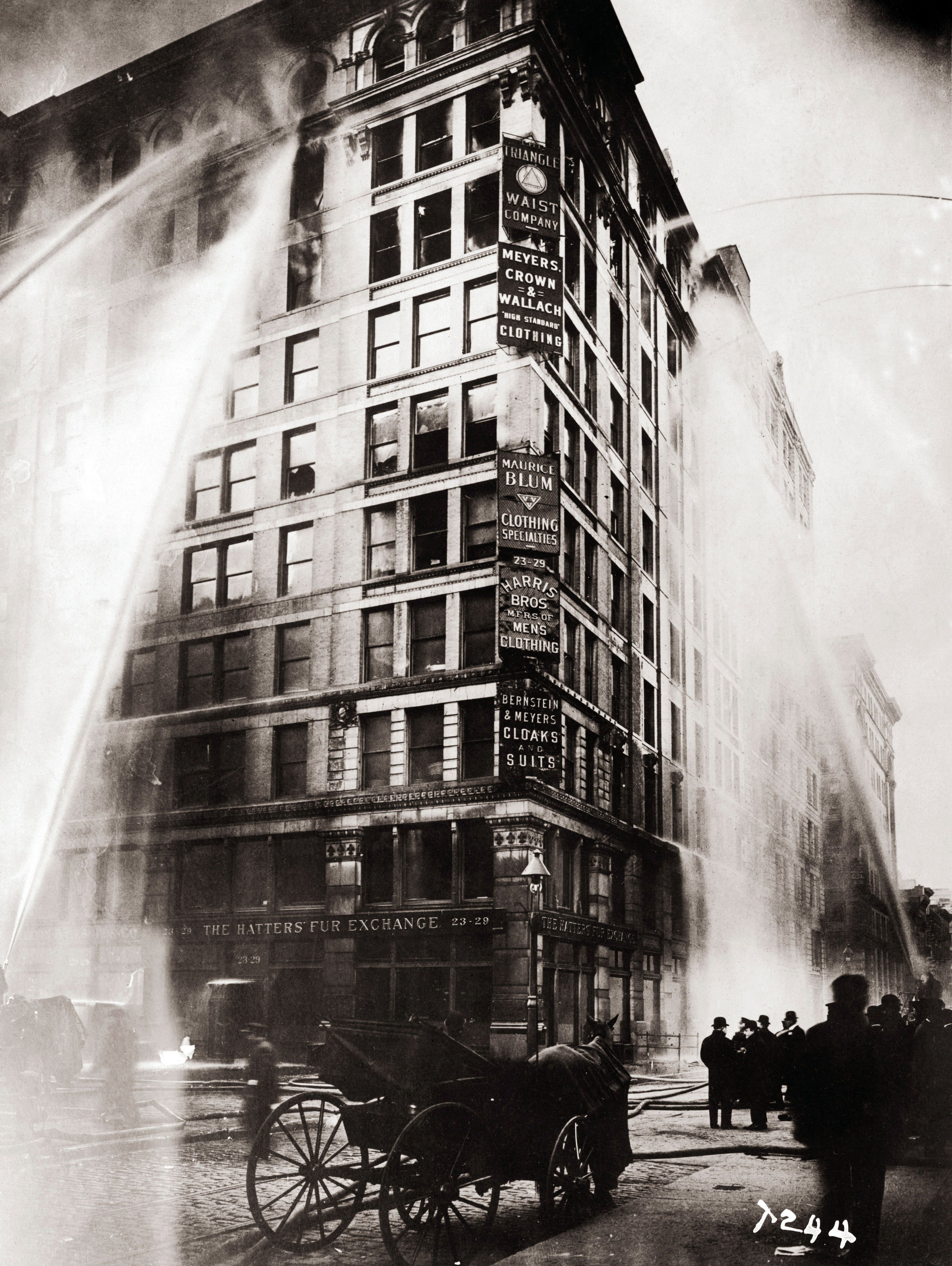 Why the Triangle Shirtwaist Factory Fire Is Important Today