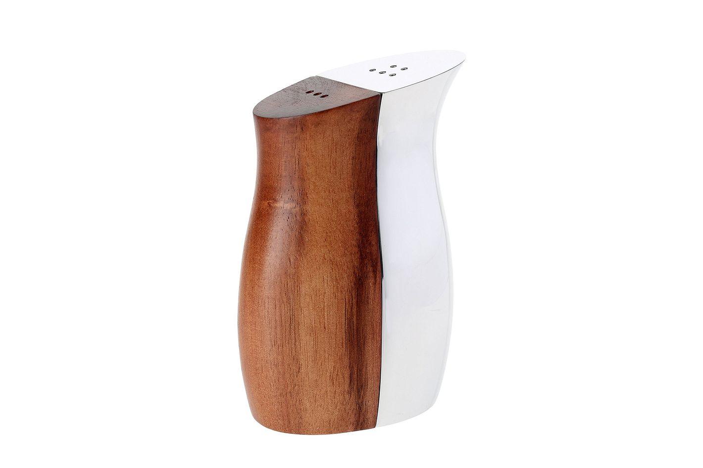 Nambe Cradle Salt & Pepper Shaker