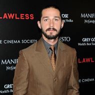 "Shia LaBeouf== The Cinema Society & Manifesto Yves Saint Laurent host a screening of The Weinstein Company's ""Lawless""== The Paley Center for Media, NYC== August 13, 2012== ©Patrick McMullan== Photo - Nicholas Hunt / PatrickMcMullan.com== =="