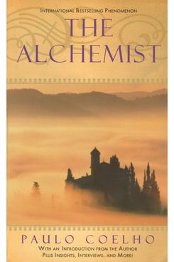 """The Alchemist,"" by Paulo Coelho"