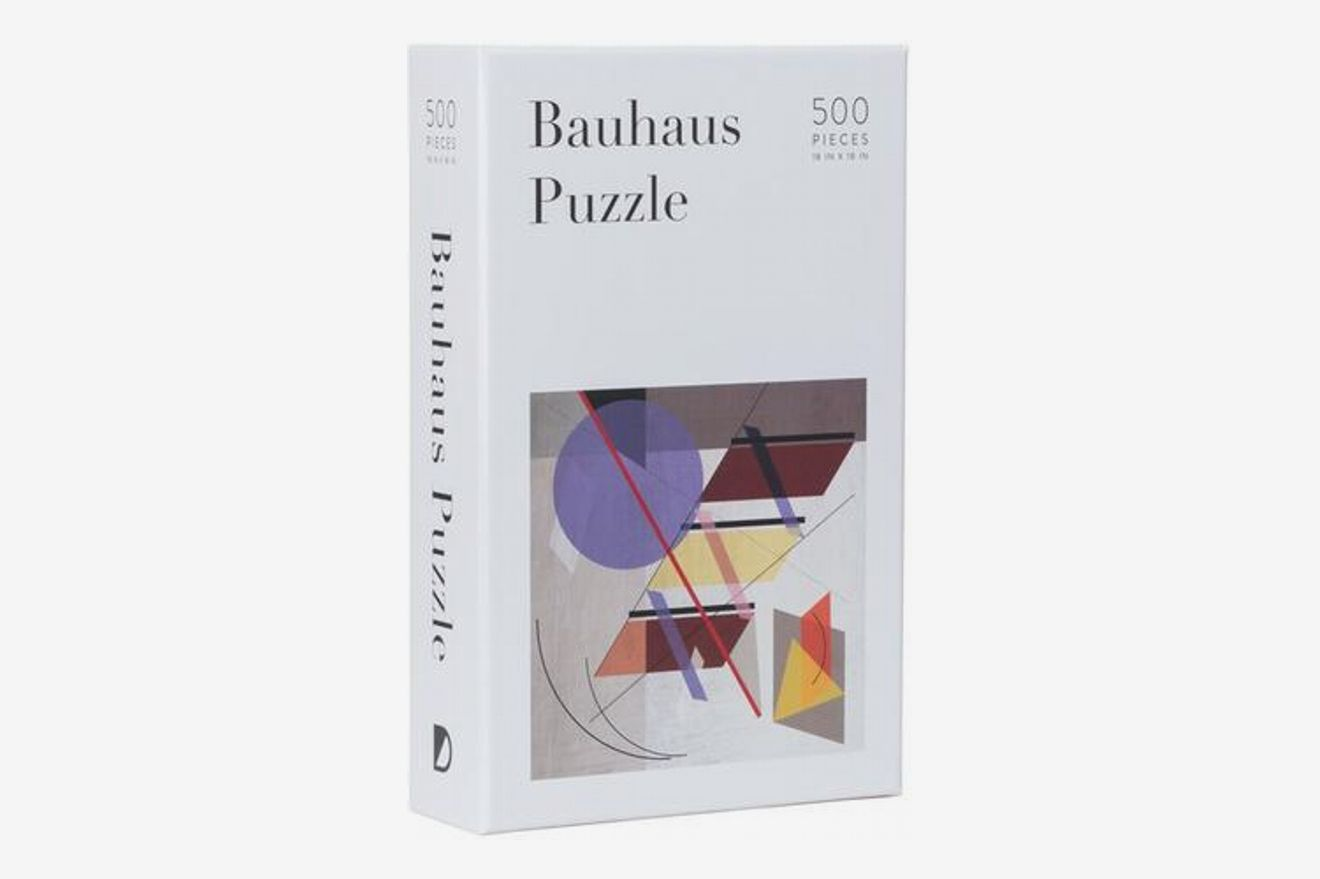 Bauhaus 500-Piece Puzzle