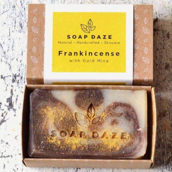 Soap Daze Frankincense Vegan Soap