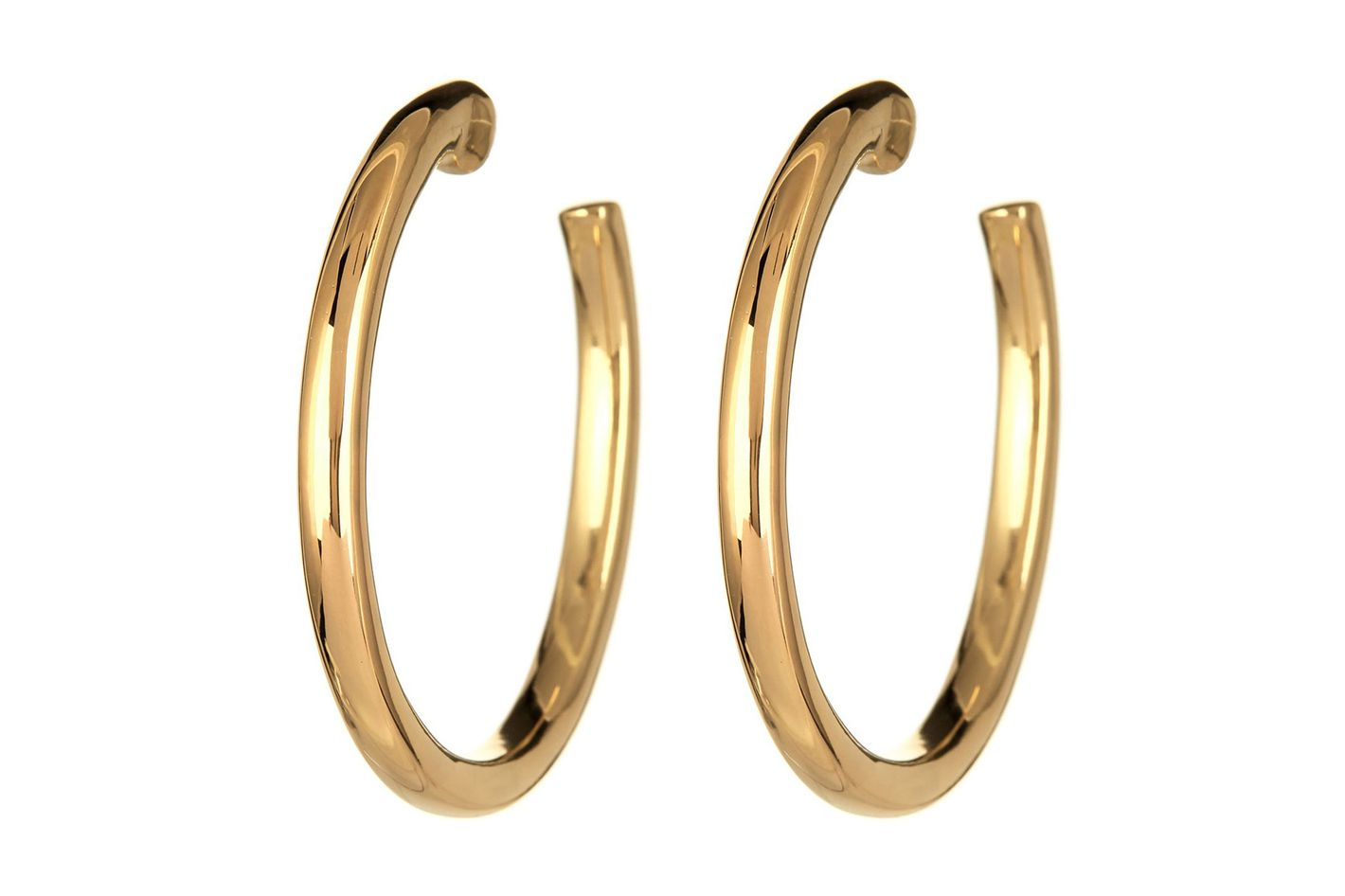 golden earrings earing casual new earring euphorium fashion zircon ring rose color product round jewelry hoop gold