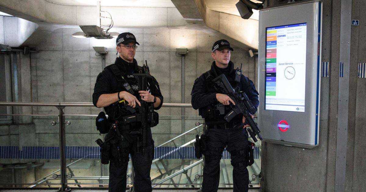Arrest Made in London Tube Attack