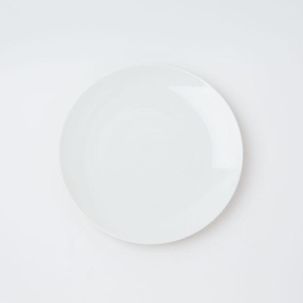 Hudson Wilder Damek White Large Plates