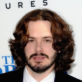 HOLLYWOOD, CA - AUGUST 21: Director Edgar Wright arrives at the premiere of Focus Features'