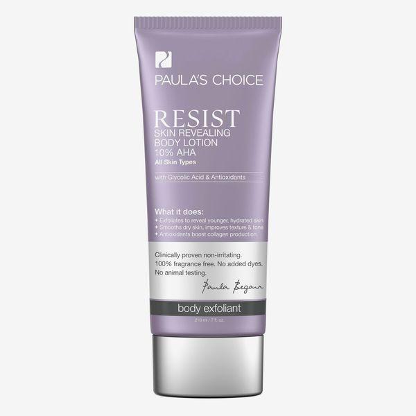 Paula's Choice RESIST Skin Revealing Body Lotion 10% AHA