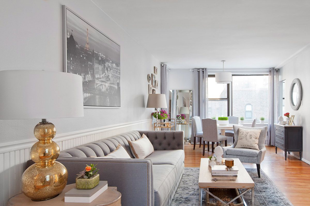How A Dark, Drab Co Op Got Completely Transformed For $15,000
