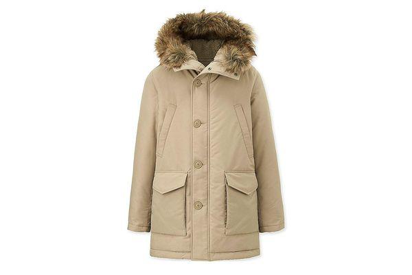 Uniqlo Ultra Warm Down Coat