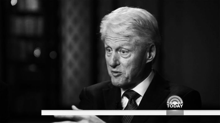 Bill Clinton.
