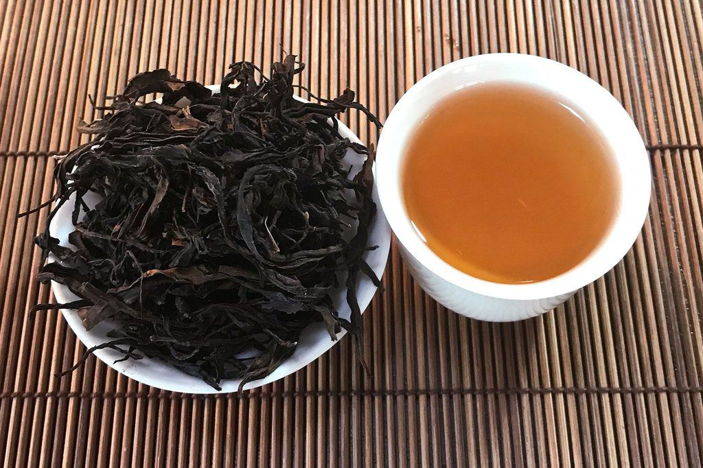 Aged Sun Moon Lake Mi Xiang Red Tea