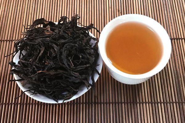 Aged Sun Moon Lake Mi Xiang Red Tea
