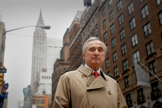 Bill Bratton former NYPD, LAPD, and Boston Police Chief in New York City. He has agreed to be an advisor to British PM David Cameron's cabinet despite the British Home Secretary blocking his move to become the Commissioner of the Metropolitan Police Force in London.