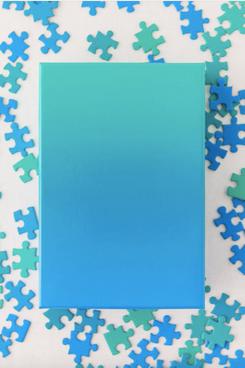 Areaware Gradient Puzzle #2 Areaware Gradient Puzzle
