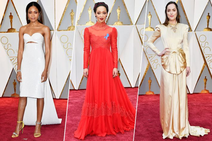 oscars 2017 red carpet: best and worst dressed