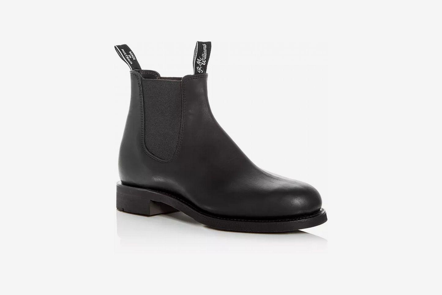 R.M. Williams Gardener Leather Chelsea Boots
