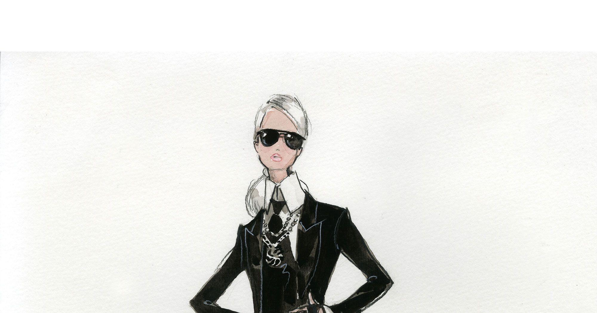 Mattel Is Making a Karl Lagerfeld Barbie -- The Cut