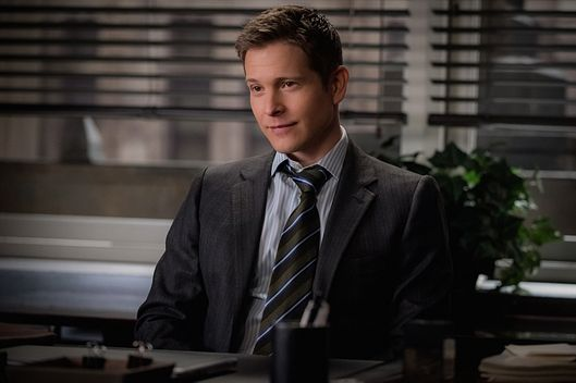 Matt Czuchry as Cary.