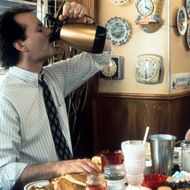 Bill Murray And Andie MacDowell In 'Groundhog Day
