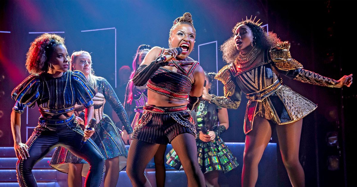 Six, the Pop Musical About Henry VIII's Wives, Heads to NYC
