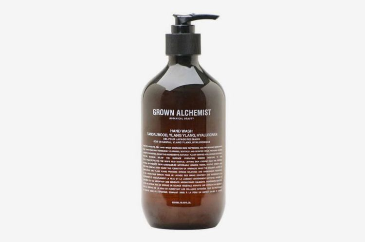 Grown Alchemist Sandalwood, Ylang Ylang, Hyaluronan 16.9-ounce Hand Wash