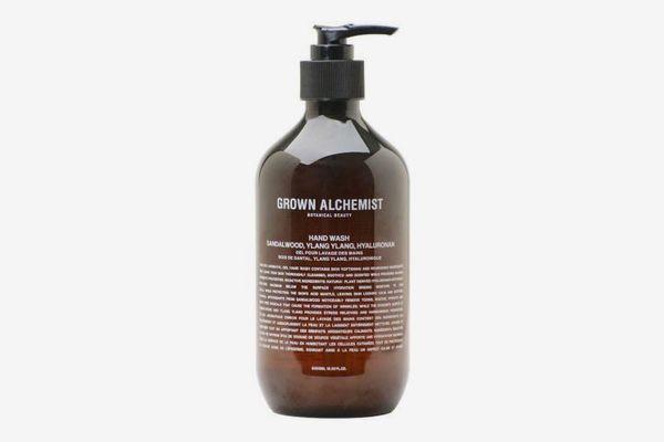 Grown Alchemist Sandalwood, Ylang Ylang, Hyaluronan 16.9-ounce Hand Wash