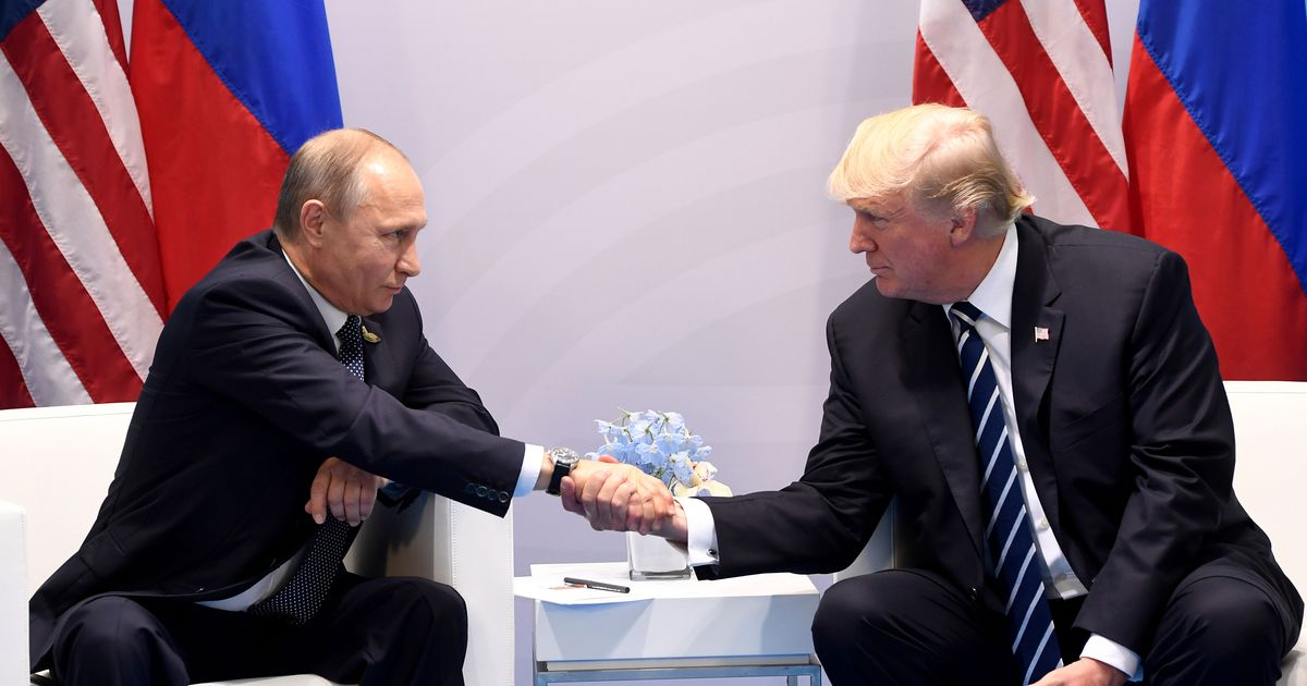 Trump Insists No Other Americans Allowed Into His Putin Meeting