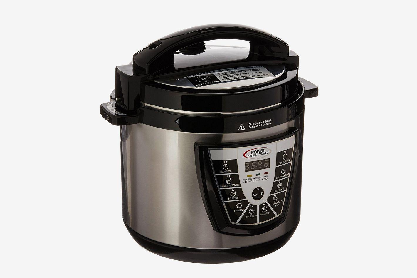 Power Pressure Cooker XL 8 Quart
