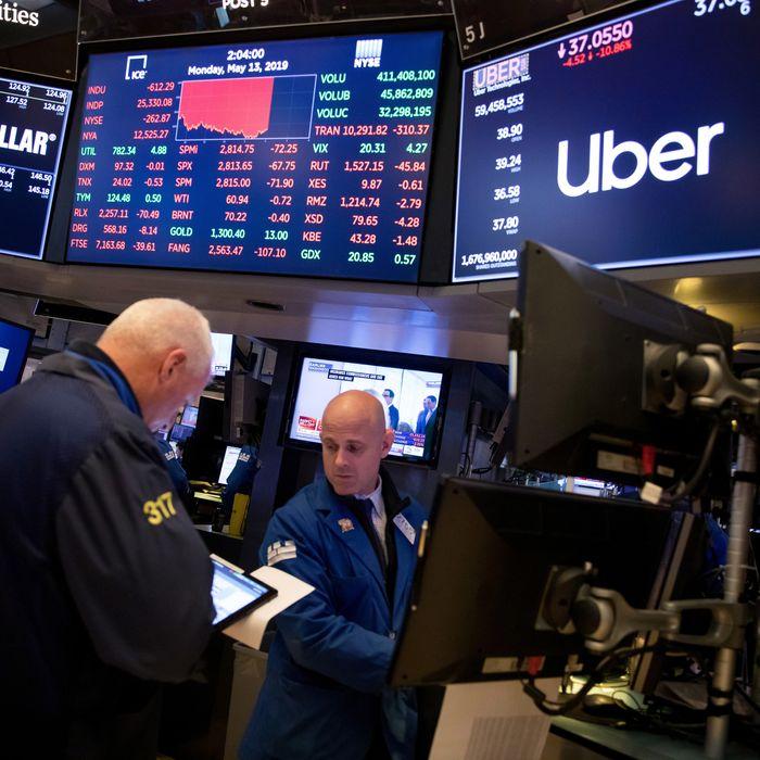 Ubers ipo lead banks
